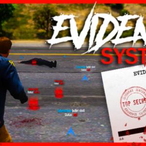 Core Evidence v2 For ESX FiveM
